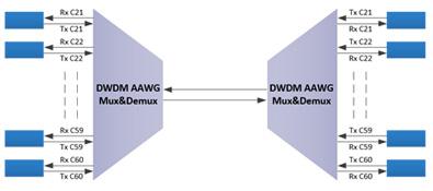 DWDM AAWG module 4
