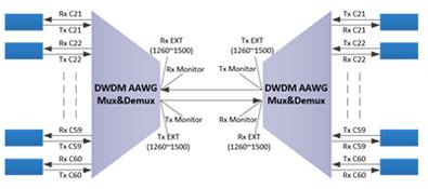 DWDM AAWG module 5