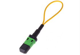 MPO/MTP Loopback Patch Cord